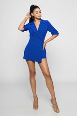 Feeling Myself Suit Romper